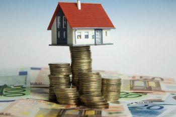 Geld schenken huis