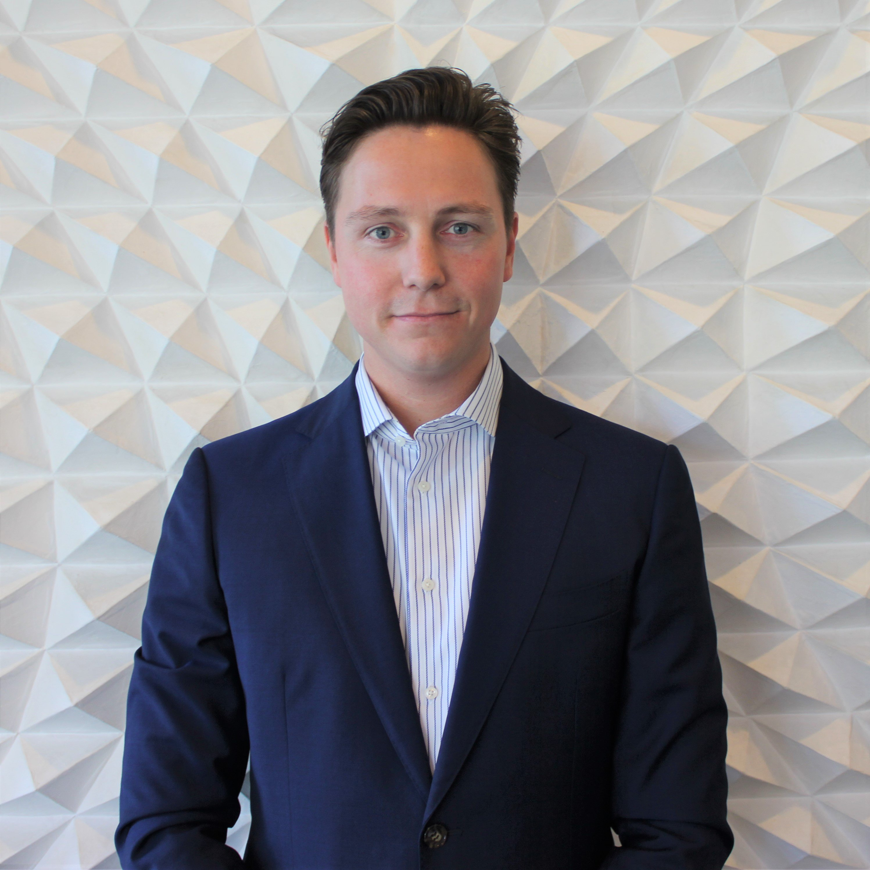 Mark van Reeden, salesmanager Nextens