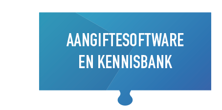 Aangiftesoftware en kennisbank